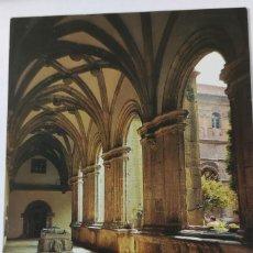 Postales: POSTAL 12 OVIEDO MUSEO ARQUEOLÓGICO PROVINCIAL 1975. Lote 264761069