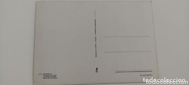 Postales: POSTAL RIBADESELLA VISTA GENERAL DE LA PLAYA - Foto 2 - 264761709