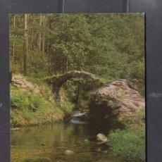 Cartes Postales: Nº 804.- NUEVA DE LLANES. PUENTE DE VALLINA. Lote 265343434