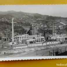 Postais: ANTIGUA POSTAL.FABRICA REBOLLADA.MIERES. Nº 13 1959. Lote 266273808