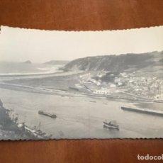 Postales: POSTAL SAN JUAN DE LA ARENA- OVIEDO- ALARDE. Lote 267456124