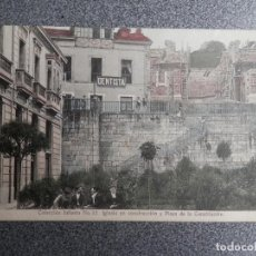 Postales: INFIESTO ASTURIAS - RARA Y BONITA POSTAL ANTIGUA COLECCIÓN INFIESTO Nº 12 COLOREADA. Lote 267545119