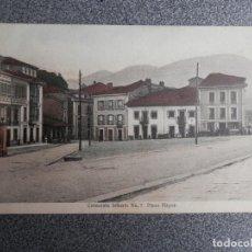 Postales: INFIESTO ASTURIAS - RARA Y BONITA POSTAL ANTIGUA COLECCIÓN INFIESTO Nº 7 COLOREADA. Lote 267545254