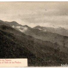 Cartes Postales: BONITA POSTAL - PUERTO DE PAJARES (ASTURIAS) - VISTA DESDE EL VALLE DE LAS PIEDRAS. Lote 267798009