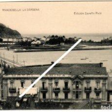 Cartes Postales: PRECIOSA POSTAL - RIBADESELLA (ASTURIAS) - LA DARSENA (HOTEL MARINA) - EDICION SERAFIN RUIZ. Lote 267804929