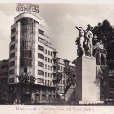 Cartes Postales: OVIEDO MONUMENTO A TARTIERRE Y CASA DEL TERMOMETRO. ED. ARRIBAS Nº 31. SIN CIRCULAR. Lote 268158234