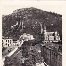 Cartes Postales: COVADONGA SUBIDA A LA BASILICA. ED. FOTO ROISIN Nº 7. SIN CIRCULAR. Lote 268158949