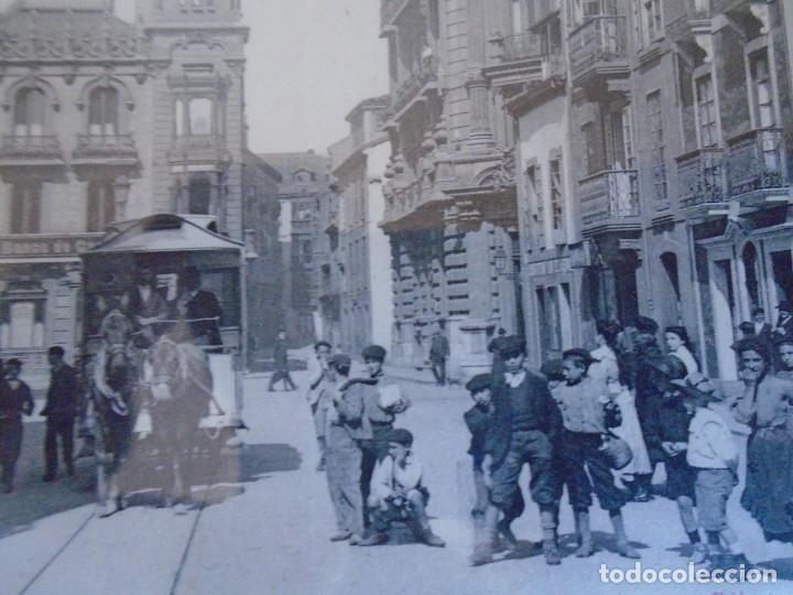 Postales: (PS-65661)POSTAL DE GIJON-CALLE DE LOS MOROS.EDICION DE BENIGNO FERNANDEZ - Foto 2 - 269246913