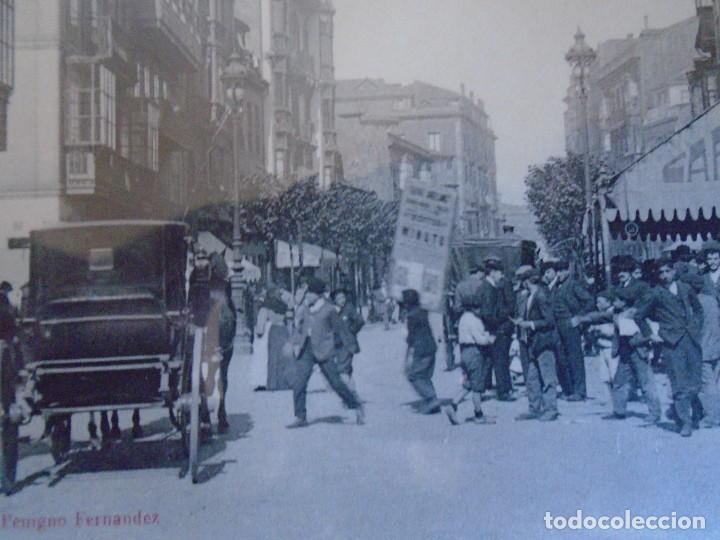 Postales: (PS-65662)POSTAL DE GIJON-CALLE CORRIDA BOULEVARD.EDICION DE BENIGNO FERNANDEZ - Foto 2 - 269247053