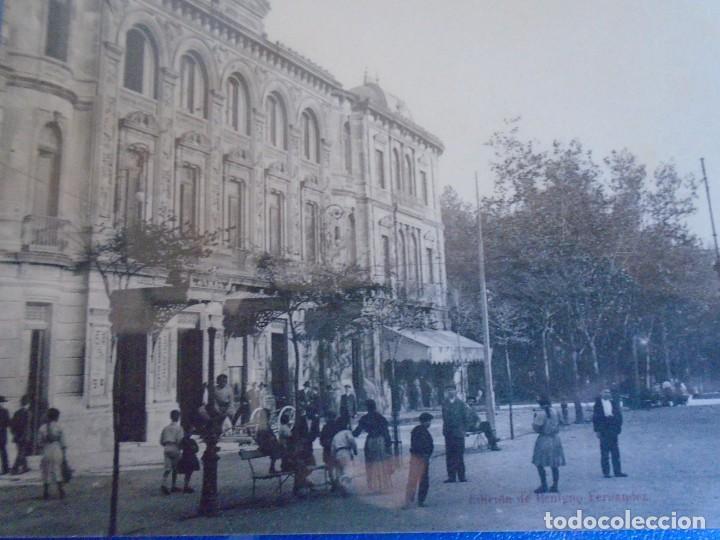 Postales: (PS-65669)POSTAL DE GIJON-TEATRO DINDURRA Y PASEO BEGOÑA.EDICION BENIGNO FERNANDEZ - Foto 2 - 269248563