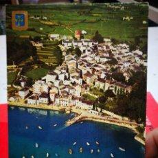 Postales: POSTAL FIGUERAS ASTURIAS VISTA GENERAL AÉREA N 2054 ALCE S/C. Lote 270632383
