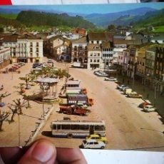 Postales: POSTAL VEGADEO CALLE COMANDANTE OCAMPO Y PARQUE N 332 ALARDE S/C. Lote 270636223