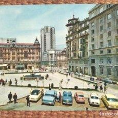 Cartoline: OVIEDO - PLAZA DEL GENERALISIMO. Lote 273084338