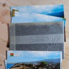 Postales: LLANES / PASEO SAN PEDRO / MIRADOR / POSTAL,PRUEBAS DE COLOR Y NEGATIVOS / EDI. ALCE Nº 224. Lote 275478163