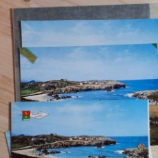 Postales: LLANES / PLAYA DE TORÓ / POSTAL,PRUEBAS DE COLOR Y NEGATIVOS / EDI. ALCE Nº 222. Lote 275480673