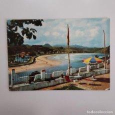 Cartes Postales: POSTAL RIBADESELLA LA PLAYA (ASTURIAS) ESCRITA SIN CIRCULAR EDICIONES ARRIBAS FOTO HEVIA. Lote 275751038