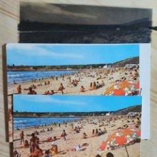 Cartoline: AVILÉS / PLAYA / POSTAL , PRUEBAS DE COLOR Y NEGATIVOS / EDICIONES PERGAMINO. Lote 276167688