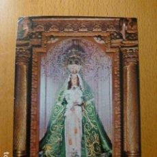 Postales: OVIEDO ASTURIAS NUESTRAS SEÑORA DE LA ESPERANZA CAPILLA DE LA BALESQUIDA. Lote 277651578