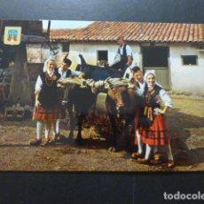 Postales: ASTURIAS TIPICA. Lote 277656958