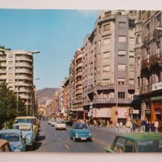 Cartes Postales: OVIEDO - CALLE DE URÍA - RENAULT 4 L - SEAT 850 - LAXC - P57932. Lote 278295513