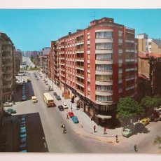 Postales: OVIEDO - AVENIDA DE GALICIA - LAXC - P57937. Lote 278296678