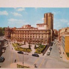 Postales: OVIEDO - TEATRO CAMPOAMOR Y JARDINES - LAXC - P57938. Lote 278296713