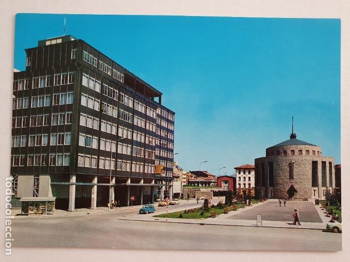 OVIEDO - PLAZA GESTA OVIEDO - LAXC - P57940 (Postales - España - Asturias Moderna (desde 1.940))