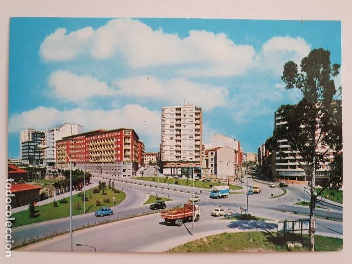OVIEDO - PLAZA DE CASTILLA - LAXC - P57943 (Postales - España - Asturias Moderna (desde 1.940))