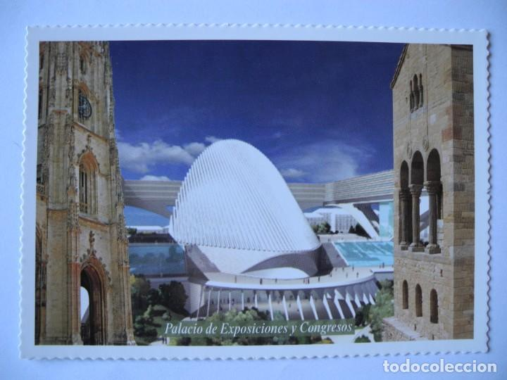 OVIEDO. PALACIO DE EXPOSICIONES Y CONGRESOS. NUEVA (Postales - España - Asturias Moderna (desde 1.940))