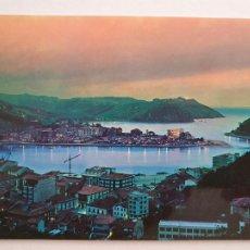 Cartes Postales: RIBADESELLA - VISTA PANORÁMICA NOCTURNA - LAXC - P57986. Lote 278359633