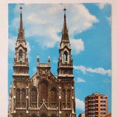 Postales: AVILÉS - IGLESIA DE LA MERCED - LAXC - P58011. Lote 278361633