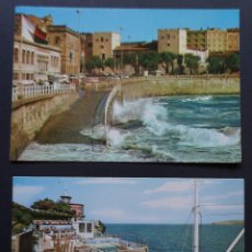 Postales: 2 POSTALES DE GIJON, VER FOTOS. Lote 278401598