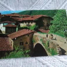 Postales: POSTAL DE ASTURIAS PICOS DE EUROPA POTES. Lote 278458683