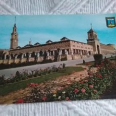 Postales: POSTAL DE ASTURIAS GIJÓN UNIVERSIDAD LABORAL. Lote 278458928
