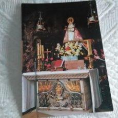 Postales: POSTAL DE ASTURIAS COVADONGA. Lote 278505658