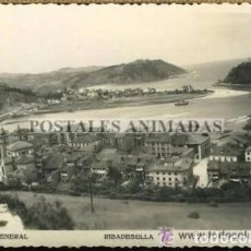 Postales: EA139 RIBADESELLA - VISTA GENERAL - FOTOMELY Nº101 FOTOGRAFICA. Lote 278869173