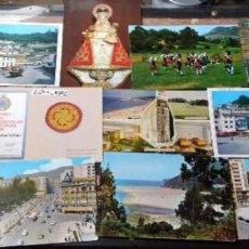 Postales: 90 POSTALES * ASTURIAS * ( LOTE Nº 102). Lote 279495148