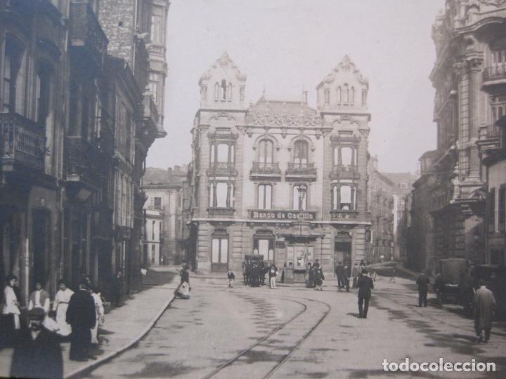 Postales: GIJON-CALLE DE LOS MOROS-FOTOGRAFICA THOMAS-POSTAL ANTIGUA-(82.751) - Foto 2 - 282258028