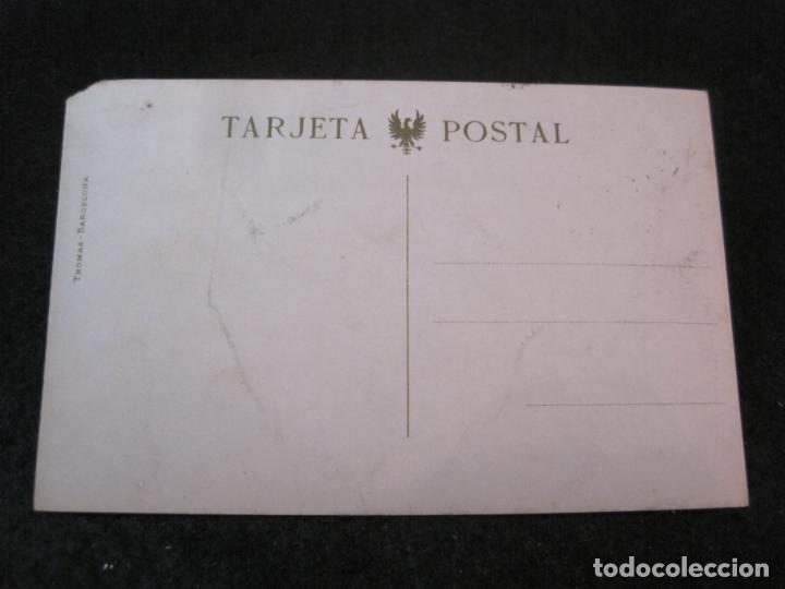 Postales: GIJON-TEATRO DINDURRA-FOTOGRAFICA THOMAS-POSTAL ANTIGUA-(82.752) - Foto 3 - 282258078