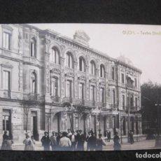 Postales: GIJON-TEATRO DINDURRA-FOTOGRAFICA THOMAS-POSTAL ANTIGUA-(82.752). Lote 282258078