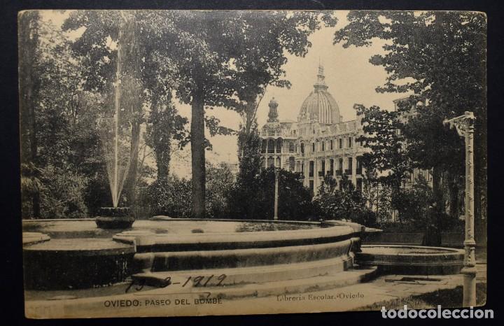 POSTAL DE OVIEDO DEL AÑO 1919.NUEVA (Postales - España - Asturias Antigua (hasta 1.939))