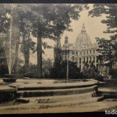 Postales: POSTAL DE OVIEDO DEL AÑO 1919.NUEVA. Lote 282573148