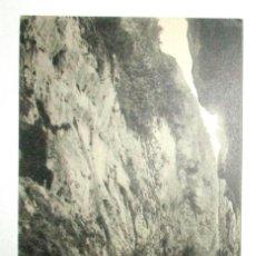 Postales: POSTAL CARANGA - PEÑAS JUNTAS. CASTAÑEIRA, ÁLVAREZ Y LEVENFELD.. Lote 284797673