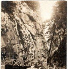 Cartoline: PRECIOSA POSTAL FOTOGRAFICA - CELESTINO COLLADA - OVIEDO (ASTURIAS). Lote 284801738