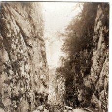 Cartoline: PRECIOSA POSTAL FOTOGRAFICA - CELESTINO COLLADA - OVIEDO (ASTURIAS). Lote 284802103