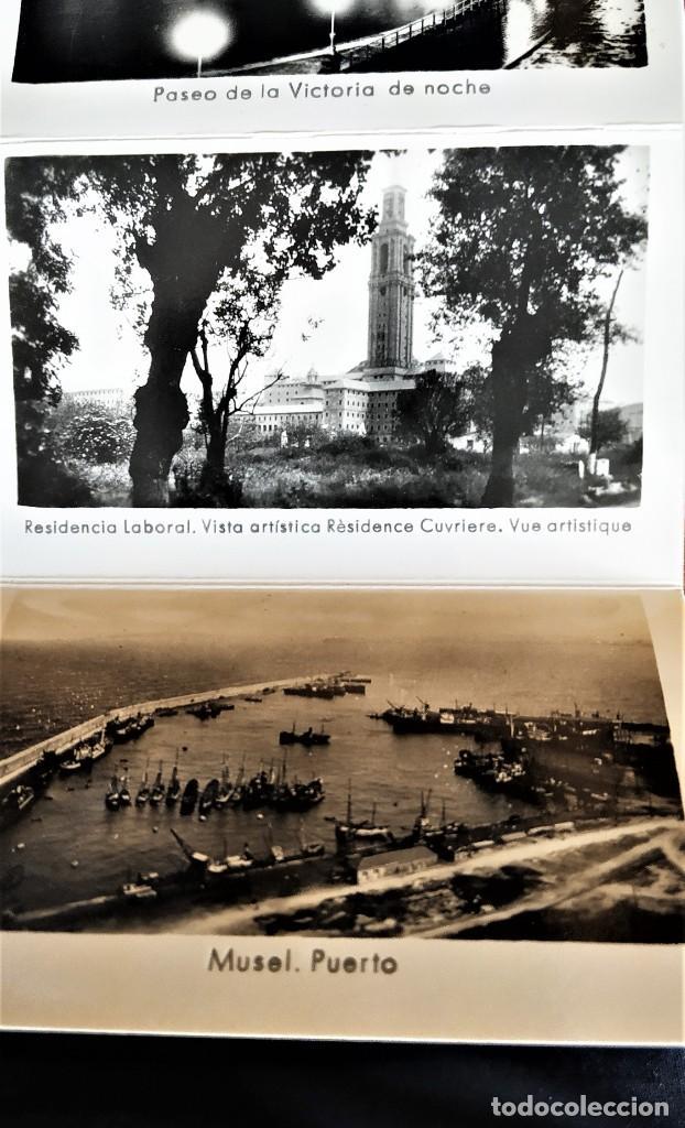 Postales: Block con 14 postales fotográficas Gijón . - Foto 6 - 287103388