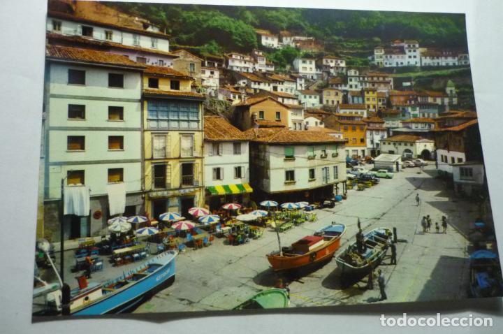 POSTAL CUDILLERO -PARCIAL (Postales - España - Asturias Moderna (desde 1.940))