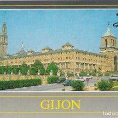 Postales: GIJON, UNIVERSIDAD LABORAL – EXCL.MORO ESCUDO DE ORO Nº140 – S/C. Lote 288206868
