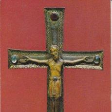 Postales: CATEDRAL DE OVIEDO, CRISTO DE NICODEMUS, S.XII – EDICIONES PARDO Nº24 – S/C. Lote 288207128
