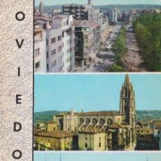 Postales: OVIEDO, VARIAS VISTAS DE LA CUIDAD – EDICIONES ALARDE Nº18 – S/C. Lote 288207818